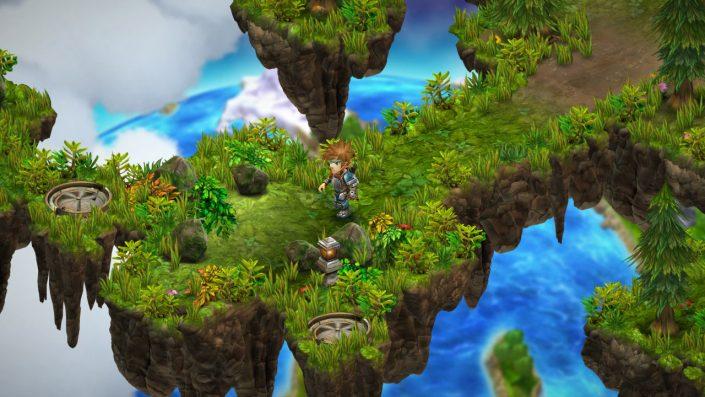 Rainbow Skies: Das Rollenspiel im umfangreichen Gameplay-Video vorgestellt (Update: Launch-Trailer)