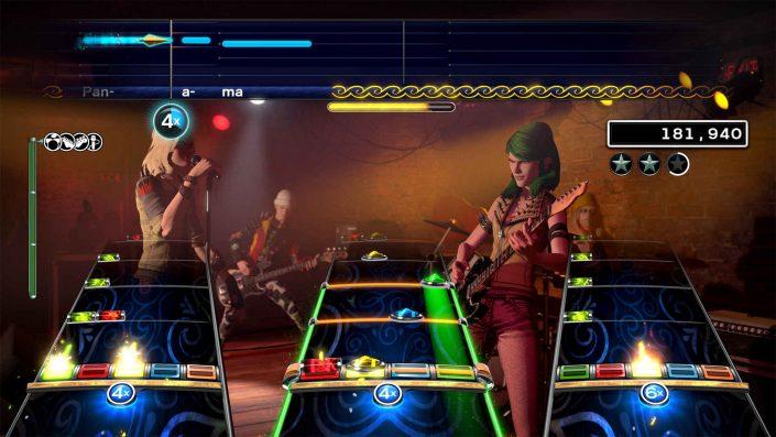 Rock Band 4: Die Instrumente sollten mit PS5 und Xbox Series X kompatibel sein