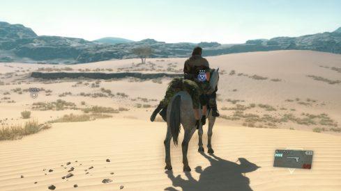 Metal Gear Solid 5 The Phantom Pain - PS4 Screenshot 03
