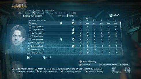 Metal Gear Solid 5 The Phantom Pain - PS4 Screenshot 06