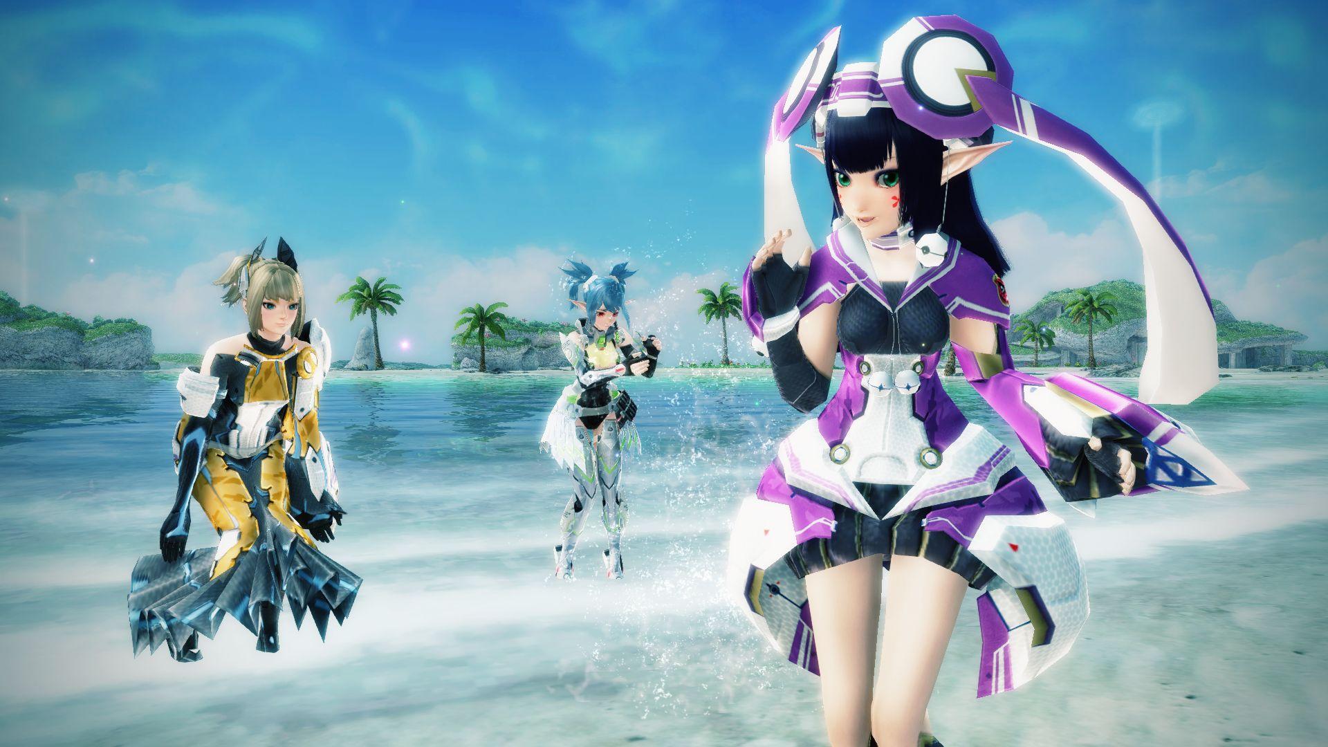 Phantasy star online 2 lisa