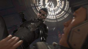 Deus Ex Mankind Divided - PS4 Screenshot 06