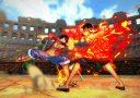 One Piece Burning Blood: Gameplayszenen aus der Vita-Version