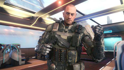 Call of Duty Black Ops 3 - PS4 Screenshot 01