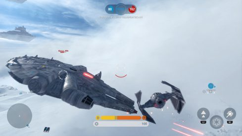 Star Wars Battlefront - PS4 Screenshot 02