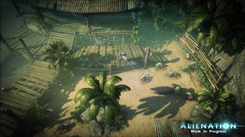 Alienation - PS4 Screenshot 03