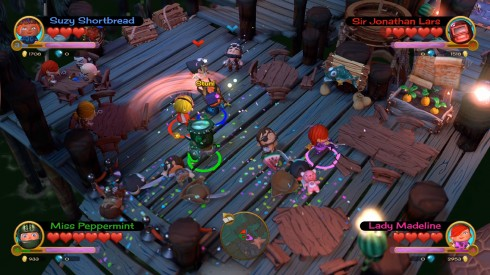 Fat Princess - PS4 Screenshot 03