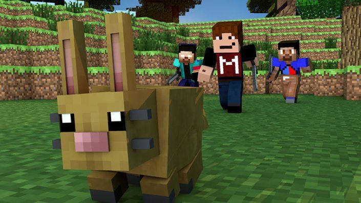 Minecraft Microsoft Würde Gern Crossplay Für PS Ergänzen Playde - Minecraft spieler melden