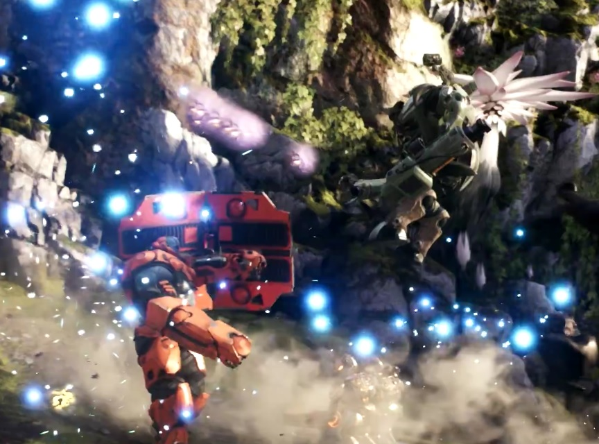 Image Result For Paragon Moba Game