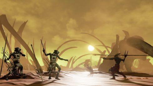 Shadow of the Beast - PS4 Screenshot 03