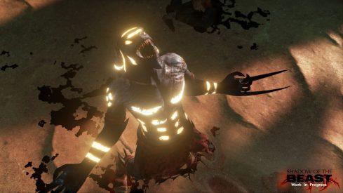 Shadow of the Beast - PS4 Screenshot 04