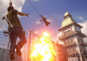 Uncharted 4 Beta