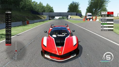 Assetto Corsa - PS4 Screenshot 03