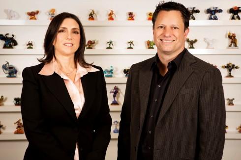 Filmproduzentin Stacey Sher  Co-Präsidentin  Activision Blizzard Studios