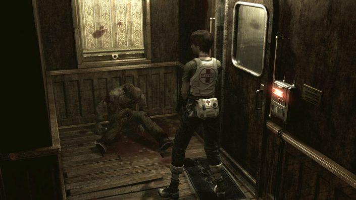 Resident Evil: Capcom zieht ein Remake des Remakes in Betracht