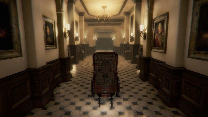 Layers of Fear: Horror-Titel erscheint für PlayStation VR – Termin & Details
