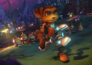 Ratchet and Clank - PS4 screenshot 02