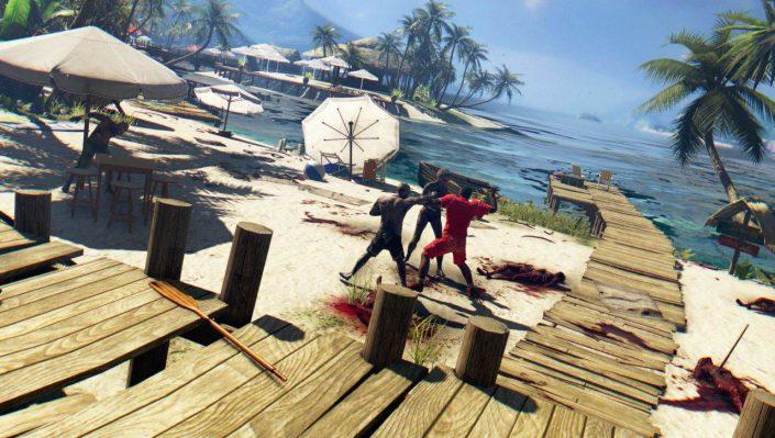 Dead Island Definitive Collection: Blutiger Trailer zur Zombiesammlung erschienen