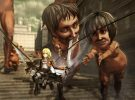 A.O.T. Attack on Titan  (2)