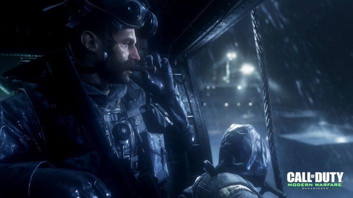 Call of Duty Modern Warfare 2: Remaster-Version bei Rating-Board gesichtet