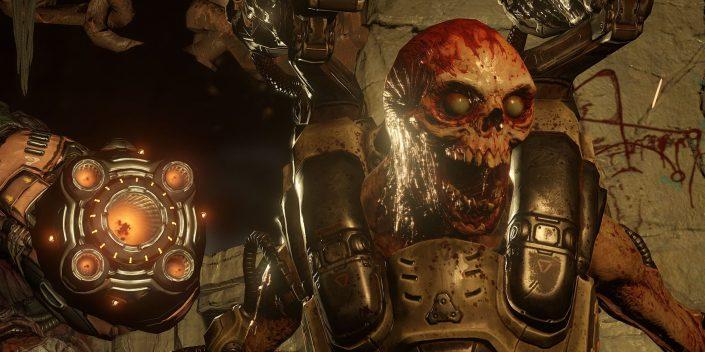 DOOM: Das 4K-Update erscheint morgen für PS4 Pro