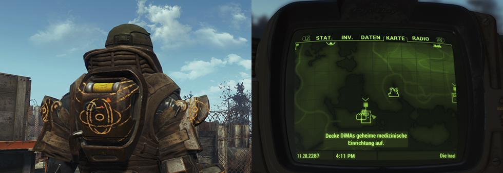 Fallout 4 – Far Harbor Walkthrough Bild 068