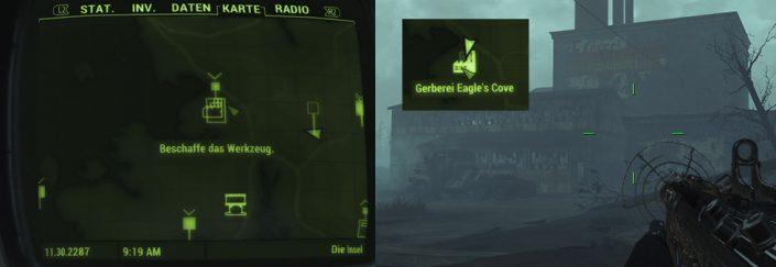 Fallout 4 - Far Harbor Walkthrough Bild 094