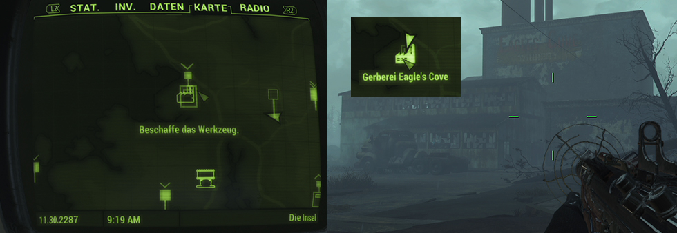 Fallout 4 – Far Harbor Walkthrough Bild 094