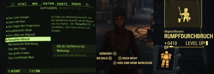 Fallout 4 - Far Harbor Walkthrough Bild 098