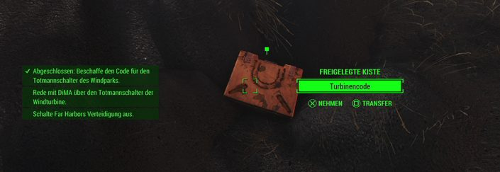 Fallout 4 - Far Harbor Walkthrough Bild 103