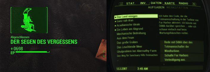 Fallout 4 - Far Harbor Walkthrough Bild 104