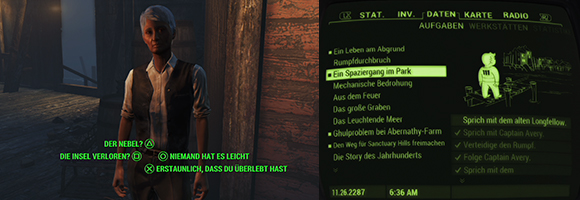 Fallout 4 Far Harbor Walkthrough - Bild 16