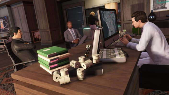 Games-Charts: GTA 5 im deutschen Handel weiter an der Spitze