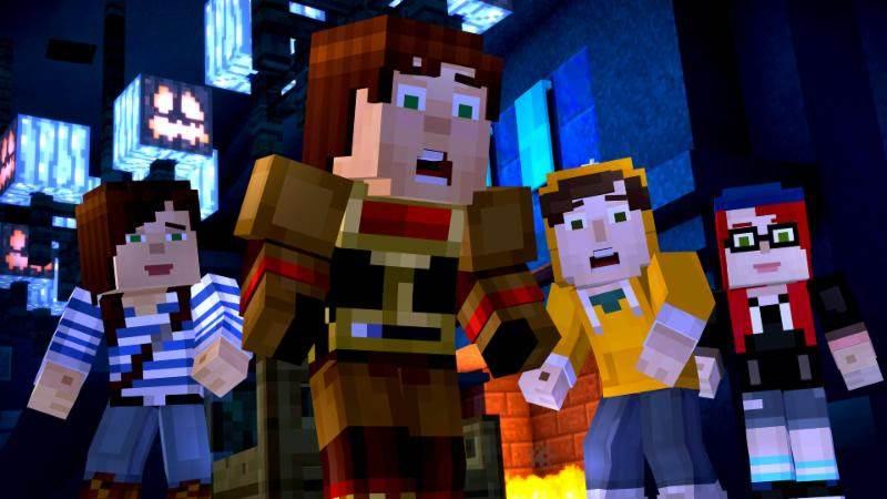Zweite Staffel von Minecraft: Story Mode? Alterseinstufung sorgt für Leak