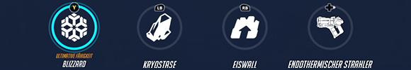 Overwatch Helden Strategie-Guide Hero-Ability Mei