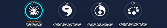 Overwatch Helden Strategie-Guide Hero-Ability Zenyatta