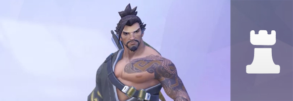 Overwatch Helden Strategie-Guide Hero Hanzo