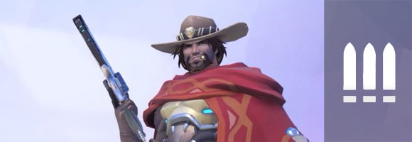 Overwatch Helden Strategie-Guide Hero McCree
