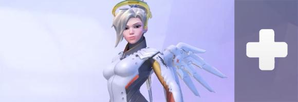 Overwatch Helden Strategie-Guide Hero Mercy