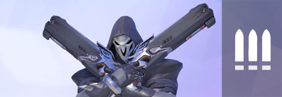 Overwatch Helden Strategie-Guide Hero Reaper