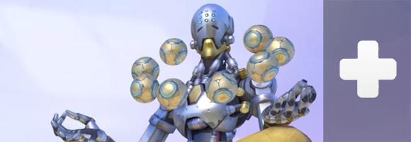 Overwatch Helden Strategie-Guide Hero Zenyatta