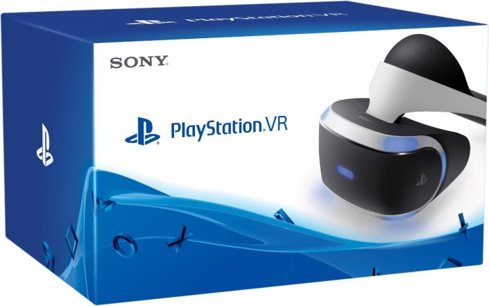 PlayStation VR geht in den Versand