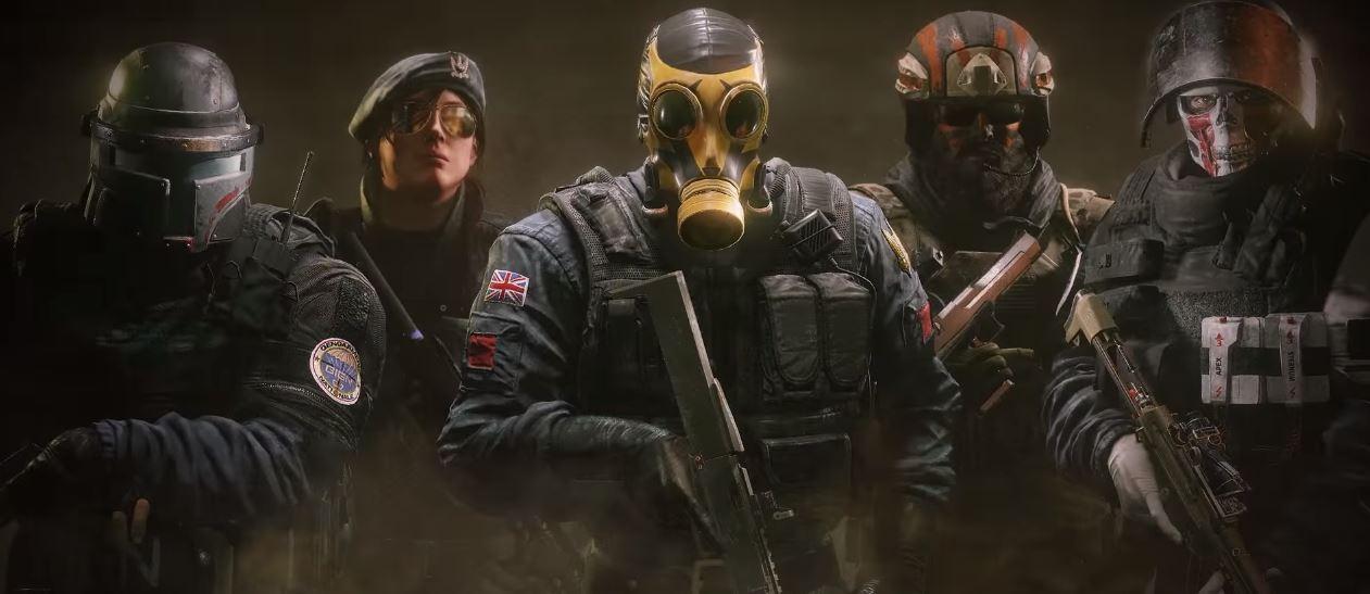 Rainbow Six Siege: Dust Line-DLC hat einen Termin – Teaser