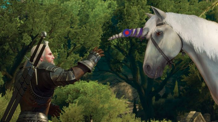 The Witcher 3: PS4 Pro-Update veröffentlicht