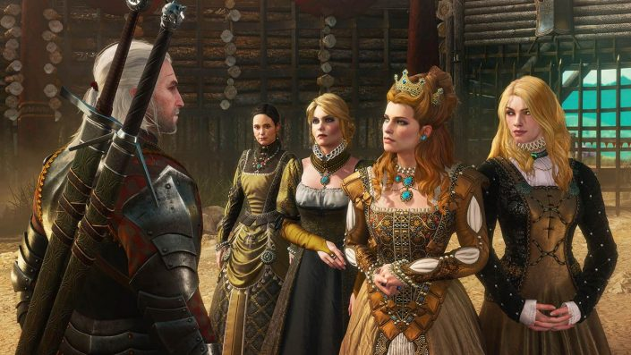 The Witcher: Staffel 2 der Netflix-Serie ohne multiple Zeitlinien