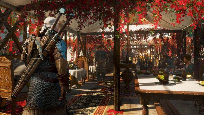The Witcher 3: HDR-Update für PlayStation 4 und PlayStation 4 Pro steht zum Download bereit