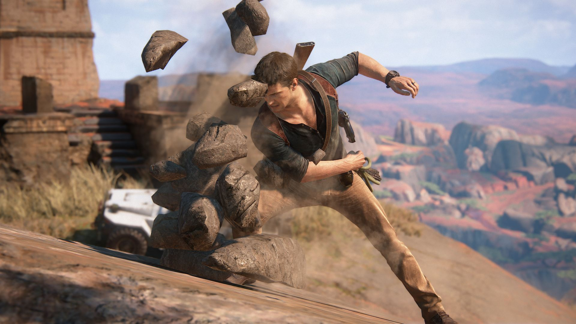 Uncharted 4 release date ps4 in Sydney