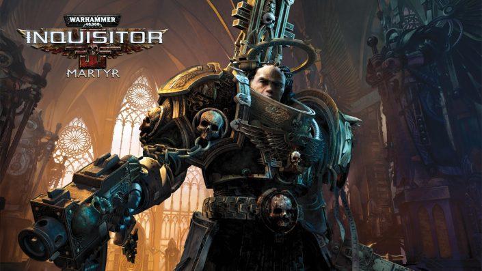 Warhammer 40K: Inquisitor Martyr – Mass Destruction Trailer zum neuen Action-RPG