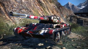 World of Tanks T-54 First Prototype  (2)