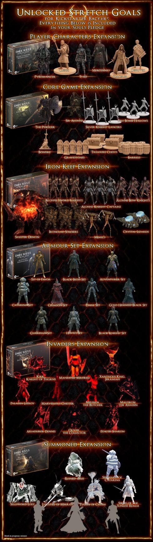 Dark souls the board game kickstarter kampagne neigt sich dem ende zu - Gioco da tavolo dark souls ...